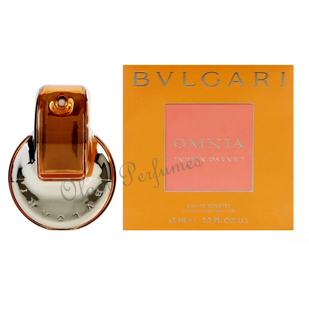 Bvlgari Omnia Indian Garnet Women Eau de Toilette Spray 2.2oz